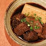 名物 肉豆腐