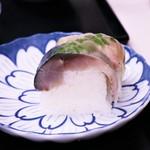 76162635 - 肉厚鯖寿司❗:*(〃∇〃人)*: