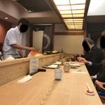 天ぷら懐石 いせ - 内観