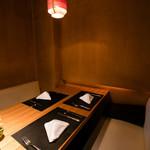 ahill - テーブル席(3名様×1)