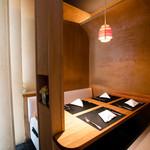 ahill - テーブル席(半個室)(4名様×1)