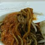 みかづき - モチモチの麺