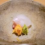 松川 - 鯛お造り