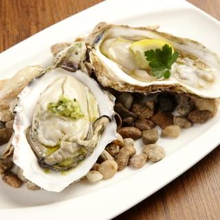 冷製牡蠣のヴァポーレ