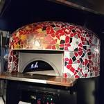 Trattoria&Pizzeria LOGIC - ピザ窯