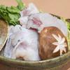 旬菜 さか田 - 料理写真:とらふぐのてっちり小鍋
