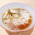 味ひろ - 料理写真:昆布とろご飯2