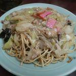 長崎飯店 - 柔麺の皿うどん
