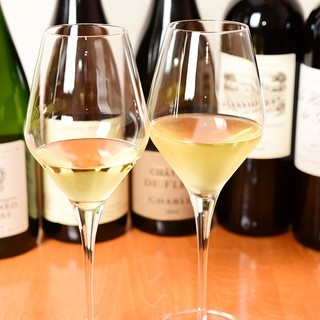 ソムリエが選ぶワインペアリング