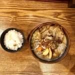 76172893 - 北海道味噌 野菜らーめん