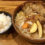 蔵出し味噌一心 - 北海道味噌 野菜らーめん