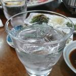76173314 - 三岳原酒ロック