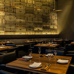 above GRILL & BAR -