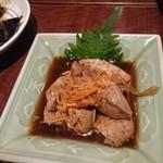 桃酔 - 魚の肝煮