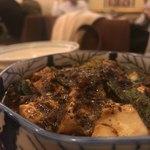 ドラゴン ショクドウ - 麻婆豆腐