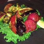 インド料理 想いの木 - シェフの野菜グリル 1880円