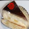 カフェ ラアンカー - 料理写真:りんごのチーズケーキ