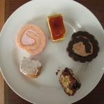 キッチンガーデン ふるかわ - デザート