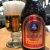 庆记小馆 - ドリンク写真:青島ビール