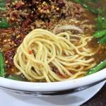 台湾ラーメン 味世 - 麺