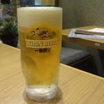 76179969 - 生ビール/生ビールセット