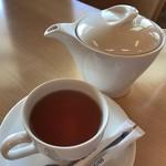 ウェザーコックカフェ - 紅茶