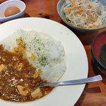 串ダイニングSOL - 麻婆丼