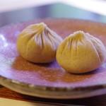 茶寮 宝泉 - 料理写真:栗きんとん
