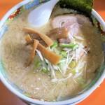 幸来 - 料理写真:ラーメン(こってり)