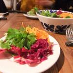 mimet - 葉っぱサラダ♡