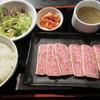 炭火焼肉 いち - 料理写真:【上ランチ(国産カルビ) 980円】