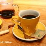 CAKES MATSUYAMA - コーヒーは、お代わり付き これがまた美味しくて〜!!! (*^^*)