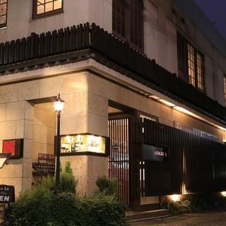 神楽坂の有名な兵庫横丁沿いの隠れ家イタリアン