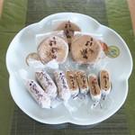 両口屋是清 - 和のお菓子