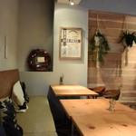 マザームーンカフェ - 店内の雰囲気