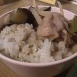 TARUTARU - ・食べほー、ゲーンキョウワン(グリーンカレー)