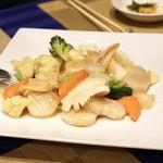 中国菜群青 - ☆海鮮炒め