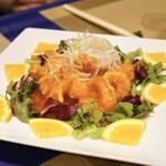 中国菜群青 - ☆海老チリソース