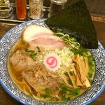 LUCY - 料理写真:汁そば・塩