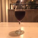 ミーチョス - グラスワイン(赤)