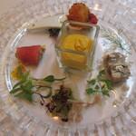 アマルフィイ - 前菜5種の盛り合わせ