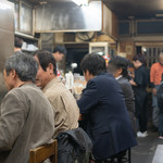 よっちゃん   - 2017.11 店内の様子