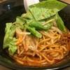 Champontamanegi - 料理写真:汁なし担々麺(800円)