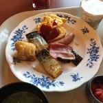 レストラン ラヴァンド - 鯖が美味しかったです