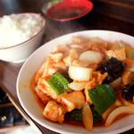 栄蘭飯店 - 料理写真: