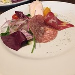 イタリア食堂 サルディーナ - 前菜