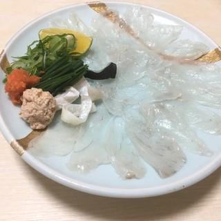 割烹 福源 - 料理写真: