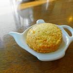 ディンブラ紅茶専門店 - お茶菓子のクッキー