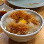 森本 - 大根おろし うずら卵入り