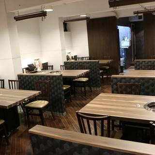 ◆駐車場完備◆隠れ家レストランのようなお洒落な空間♪